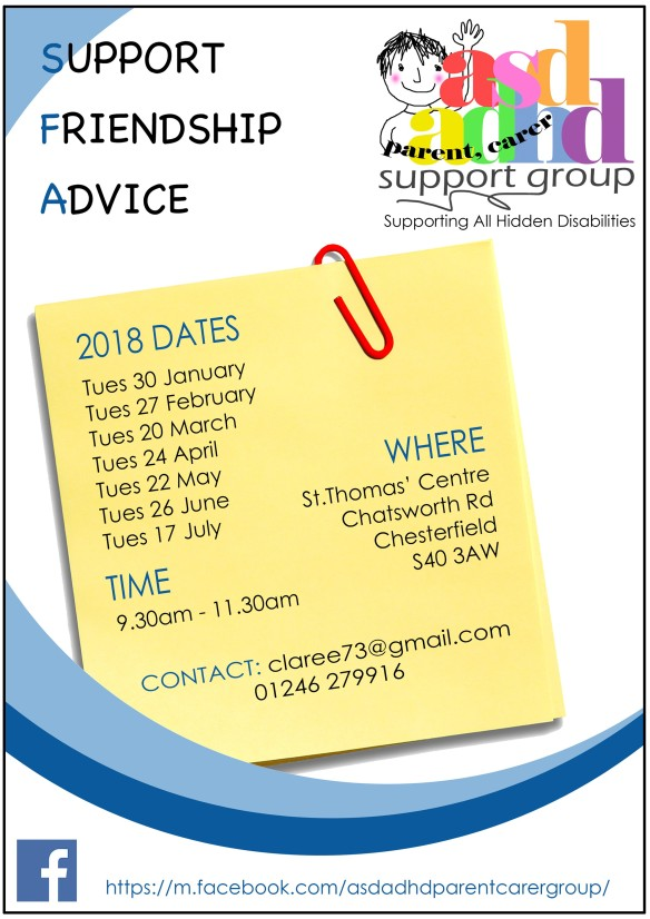 Support Group Jan-Jul 18