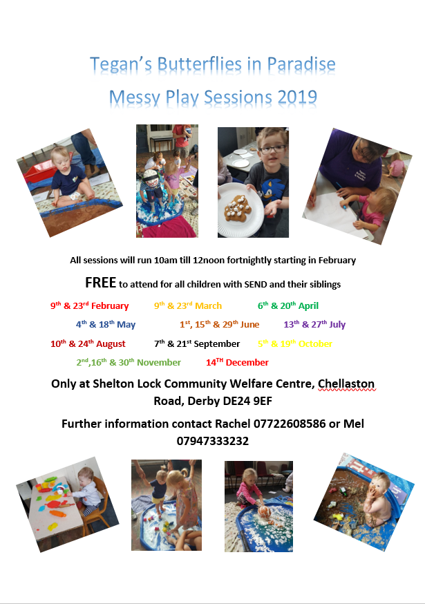 messy play flyer 2019